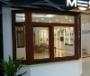 Moser German style timber bay window