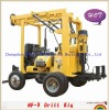 Powerful and Easy to Operate!!! HF-3 Core Drilling Rig