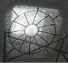 Beautiful Stained Glass Dome For Hotel