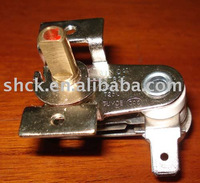 Electric Oven bimetal thermostat