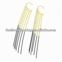Fashion gold women earrings