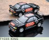 KING--1:20 digital proportional R/C car