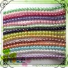 Fashion Imitation pearl strands beads, Loose glass pearl beads strand!! Jewelry findings glass pearl beads!! !!
