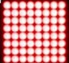 8X8 Red LED dot matrix display
