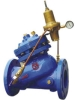YX741 Diaphragm type AD   pressure reducing/sustaining valve