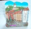 Graz Austria tourist magnets, landscape magnet