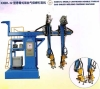 XXBH-12 model cantiever double thread gas shield welding padding machine