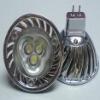 MR16 3*1W high power led spot light