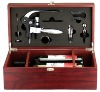 wine box with accessories(HX-D206)