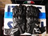 Alpinestars Motorcycle Gloves Size: M,L,XL
