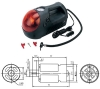 Air compressor with led light