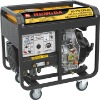Air-Cooled Diesel Welding& Generator