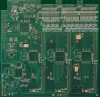 Network communication pcb board