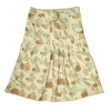[LEAP]Pleat long skirt (2262004)(child garment,child wear)