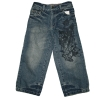 [LEAP]boys' rock jeans(Child garment,child wear)