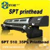 Crystal jet outdoor printer