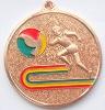 Enamel Medal