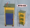 Multi-color wooden cabinet w/single door,kitchen cabinet