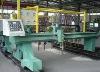 H type steel welding line