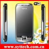 SL009B+dual sim touch phone with dual camera flash,TV,WIFI
