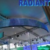 Ph37.5mm Indoor Full Color LED Curtain Display