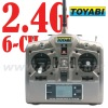 RC Model Accessory 6CH 2.4G Transmitter