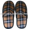 MEN' S HOME SHOES, COTTON INDOOR SLIPPER
