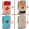 Portable Cigarette Case Box Holder  Lighter(Hold 10 PCS)