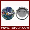 coated pin button