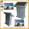 advertising touch screen kiosk