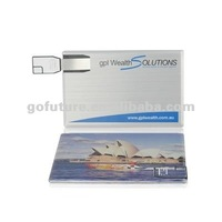 High quantity credit card usb flash drive,we specialized