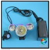 SSC P7 3-mode 1500 Lumen Bike Light Set