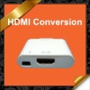 Dock to HDMI Adapter AV Video to HD TV USB Charger Cable for iPad iPhone KCA035