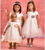 Beautiful Baby Short Sleeves Empire Flower Girl Dresses
