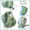 fly fishing V-pro vest pack
