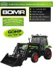 BOMR 2012 New Tractor 60hp 2wd (600)