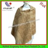 Wool brand jacquard shawl scarf