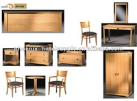 HOT Beech wood hotel furniture (PIF-1062)
