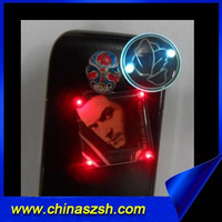 Flashing and fashion mobile stickers