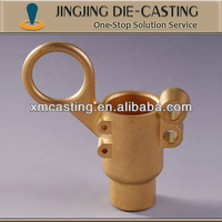 Aluminum die cast for equipment component