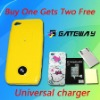 Protection Cover for mobile phone,portable travel charger