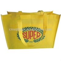 2011 new non woven handle bag