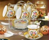 ceramic cup and saucer sets
