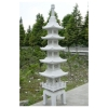 Oriental Stone Pagoda