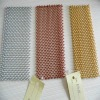low price of metal mesh curtains