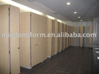 MAG High Pressure Compact board Toilet Partition