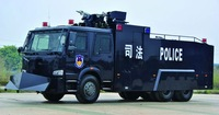 Riot Control Vehicle With Water Canon RCV