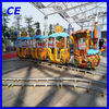 [Space Amusement]new-designed park electric mini new track train