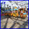[Space Amusement]new-designed park electric mini new track train
