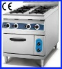 CY-4T Gas Range With Burner